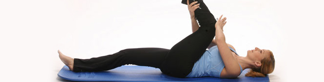 Exercises to help with Sciatica